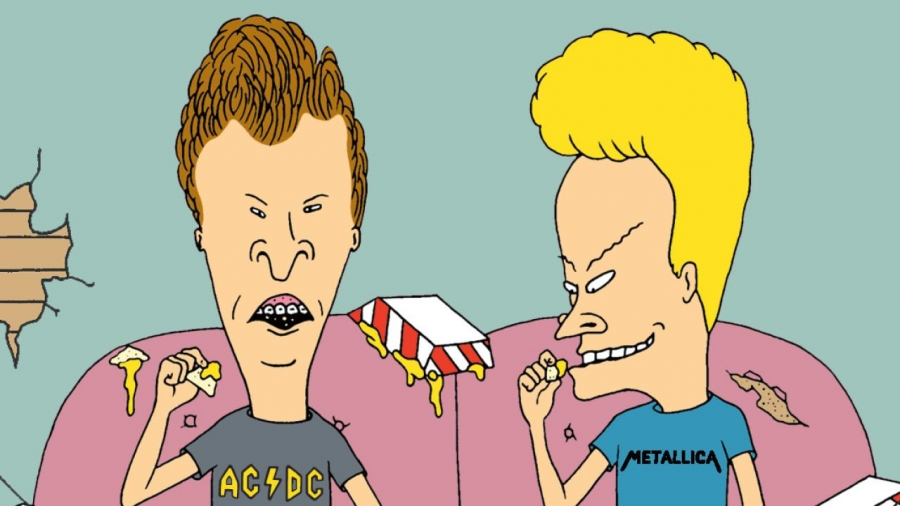 Beavis and Butt-Head - 1993